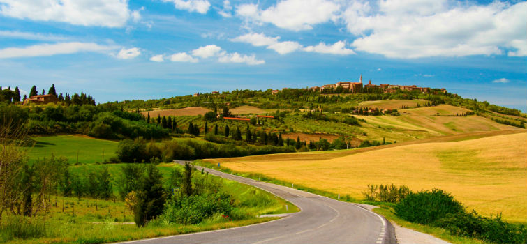 Toscana, Italië