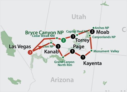 S5LAS177-Discover-Utah-MAP