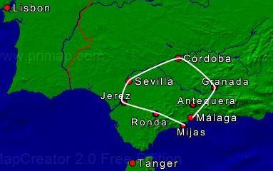 11 dg Geschiedenis Andalusie