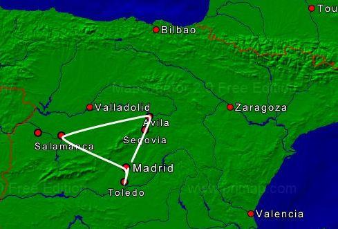 MadridSegovia