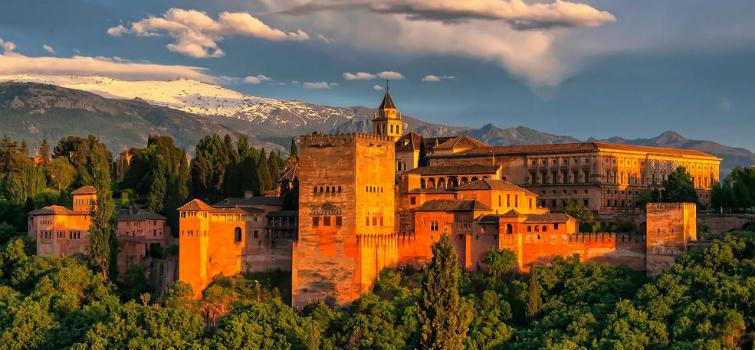 El Alhambra, Granada