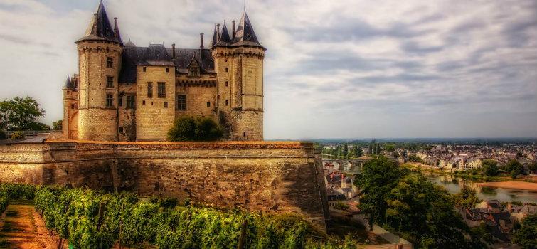 Saumur, Loire